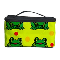 Green frogs Cosmetic Storage Case