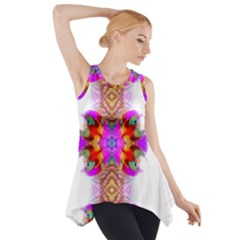 Senegal Lit0811001012 Side Drop Tank Tunic