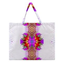 Senegal Lit0811001012 Zipper Large Tote Bag