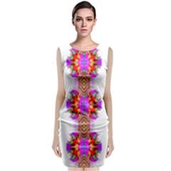 Senegal Lit0811001012 Classic Sleeveless Midi Dress