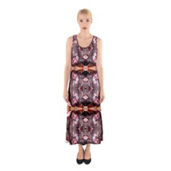 Lesotho Lit0212004014 Sleeveless Maxi Dress