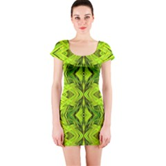 Togo Lit0111003002 Short Sleeve Bodycon Dress