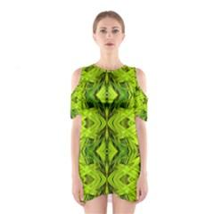 Togo Lit0111003002 Cutout Shoulder Dress