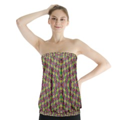 Moon People Strapless Top