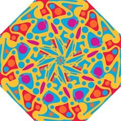 Colorful decor Hook Handle Umbrellas (Medium)
