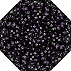 Purple soul Hook Handle Umbrellas (Small)