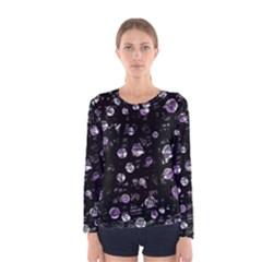 Purple soul Women s Long Sleeve Tee