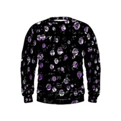 Purple soul Kids  Sweatshirt