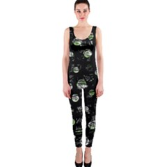 Green soul  OnePiece Catsuit
