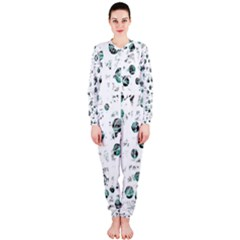 White and green soul OnePiece Jumpsuit (Ladies)