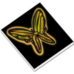 Night butterfly Small Memo Pads