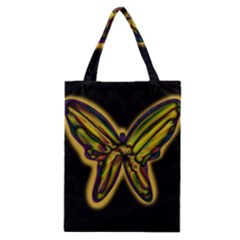Night butterfly Classic Tote Bag