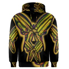 Night butterfly Men s Pullover Hoodie