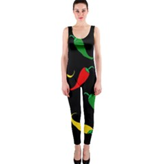 Chili peppers OnePiece Catsuit