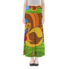 Thanksgiving turkey  Maxi Skirts