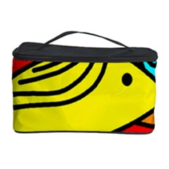 Yellow bird Cosmetic Storage Case
