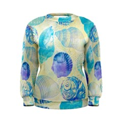 Seashells Women s Sweatshirt