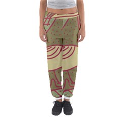 Brown Bird Women s Jogger Sweatpants