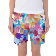 Anemones Women s Basketball Shorts