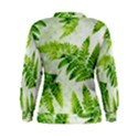 Fern Leaves Women s Sweatshirt View2