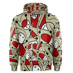 Playful abstraction Men s Pullover Hoodie