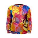 Pop Art Roses Women s Sweatshirt View1