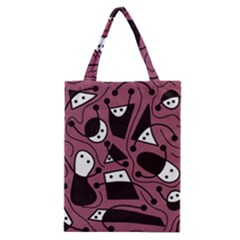 Playful abstraction Classic Tote Bag
