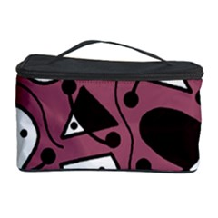 Playful abstraction Cosmetic Storage Case