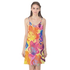 Pop Art Roses Camis Nightgown