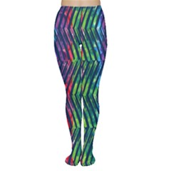Colorful Lines Tights