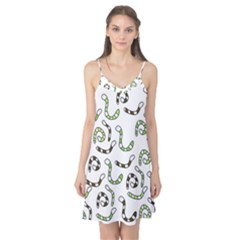 Green worms Camis Nightgown