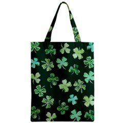 Lucky Shamrocks Classic Tote Bag