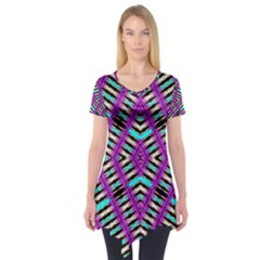 LAZUR LYPEH Short Sleeve Tunic