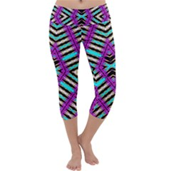 ANCIENT  Capri Yoga Leggings