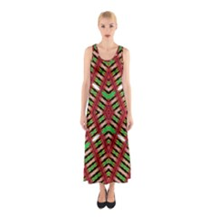 Color Me Up Sleeveless Maxi Dress