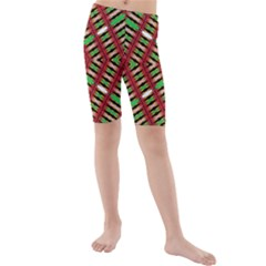 Color Me Up Kid s Mid Length Swim Shorts