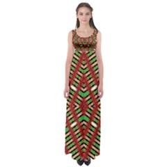 Color Me Up Empire Waist Maxi Dress