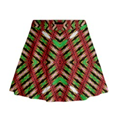 Color Me Up Mini Flare Skirt