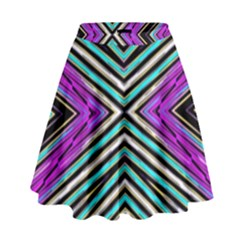 La Loi High Waist Skirt