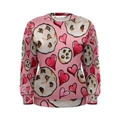 Chocolate Chip Cookies Women s Sweatshirt