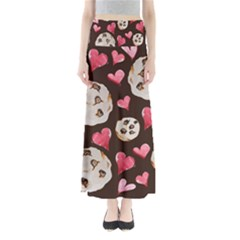 Chocolate Chip Cookies Maxi Skirts