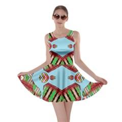Ocean Love Skater Dress