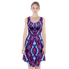 Hnjytyj Racerback Midi Dress