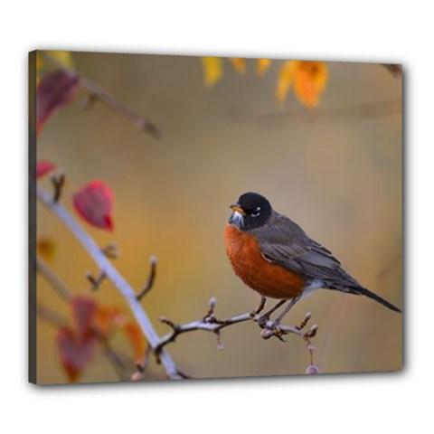 Autumn  Canvas 24  X 20  (framed)