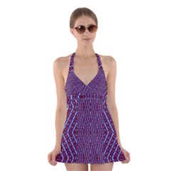 Mugmu,uymy Halter Swimsuit Dress
