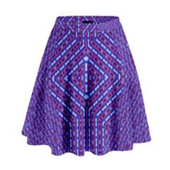 Heart Rest Five High Waist Skirt