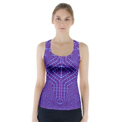 Heart Rest Five Racer Back Sports Top