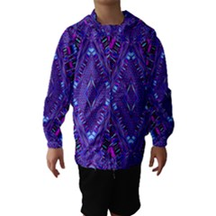 Power Pleight Hooded Wind Breaker (kids)