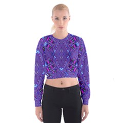 Power Pleight Women s Cropped Sweatshirt