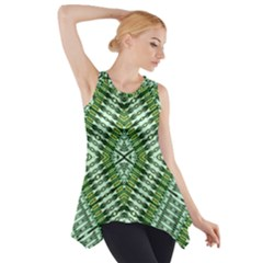 Protect Two Side Drop Tank Tunic